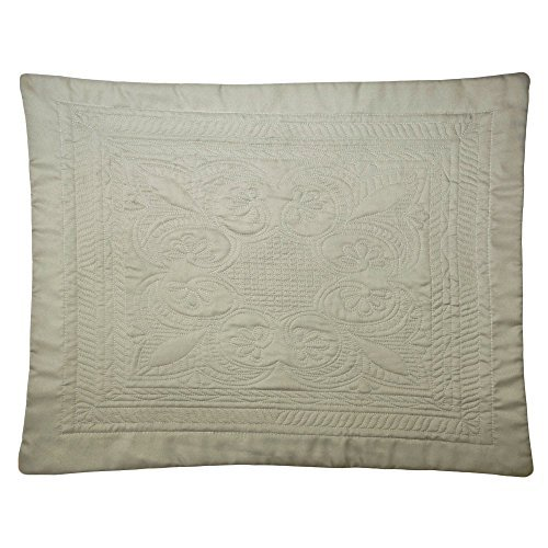Lifestyle French Tile Sage Sham, Standard by Lifestyle