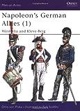 Napoleon's German Allies, Otto Von Pivka, 0850452112