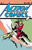 img - for Action Comics (1938-2011) #2 book / textbook / text book