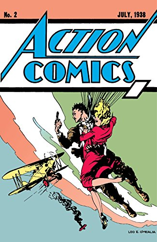 Action Comics (1938-2011) #2 - Baily Frank