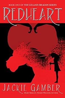 Redheart (Leland Dragon Series) by [Gamber, Jackie]