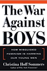 The War Against Boys: Library Edition MP3 CD