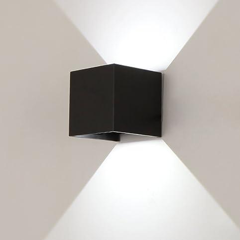 Cepheus LED Outdoor Wall Sconce Aluminum Waterproof Wall Lighting  IP65,12W,Adjustable Outdoor Wall