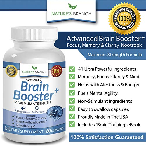 January Special Advanced Brain Boost Supplement 41