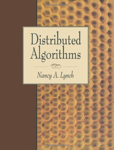 Distributed Algorithms (The Morgan Kaufmann Series in Data Management Systems) by Brand: Morgan Kaufmann