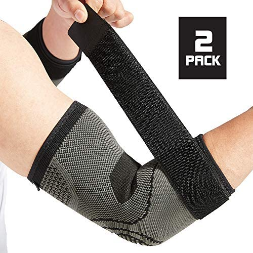 Tendonitis Tennis Compression Sleeves Treatment product image