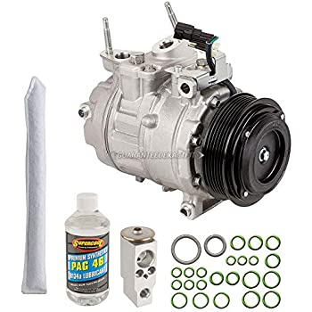 OEM AC Compressor w/A/C Repair Kit For Ford Edge 2.0 EcoBoost 2013 2014 - BuyAutoParts 60-85176RN New