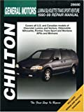 GM Lumina APV, Silhouette, Trans Sport, and Venture, 1990-99, Chilton Automotive Editorial Staff, 0801991099