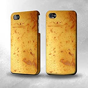 Apple iPhone 4/4S Case - The Best 3D Full Wrap iPhone Case - Potato