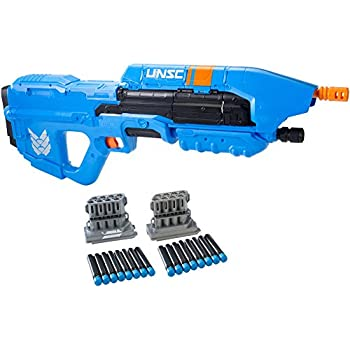 Amazon com: BOOMco DXD58 HALO UNSC MA5 Blaster: Toys & Games