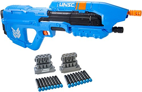 BOOMco. Halo UNSC MA5 Blaster, Blue for sale  Delivered anywhere in USA