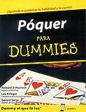 img - for Poquer para dummies book / textbook / text book