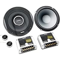 Infinity Reference 6500CX 6-1/2 (165mm) two-way car audio component loudspeaker system