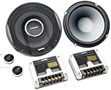 "Infinity Reference 6500CX 6-1/2"" (165mm) two-way car audio component loudspeaker system"