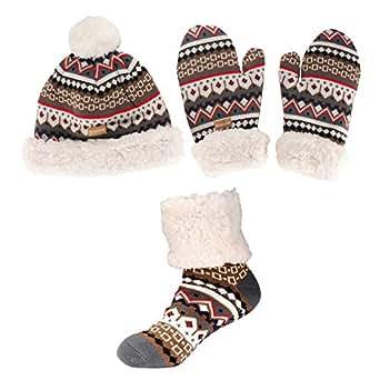 Adult Women's Super Soft Warm Fuzzy Cozy Winter Socks