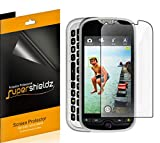 [6-Pack] Supershieldz- High Definition Clear Screen Protector Shield For T-MOBILE MYTOUCH 4G SLIDE + Lifetime Replacements Warranty [6 Pack] - Retail Packaging