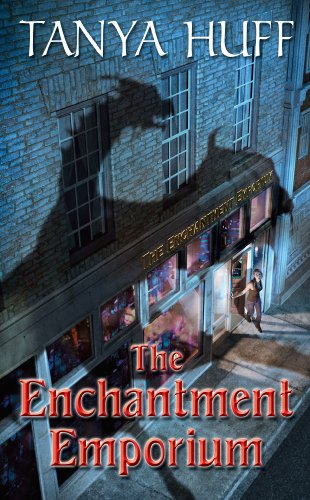 book cover of The Enchantment Emporium