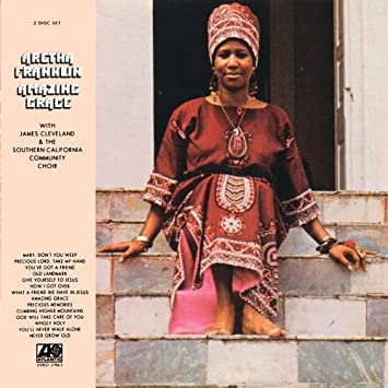 Image result for aretha franklin amazing grace album
