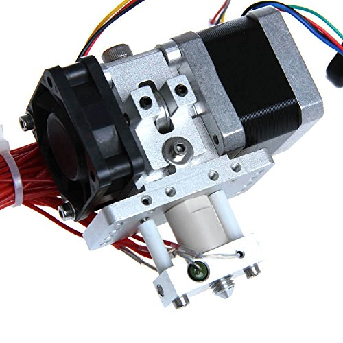 Assembled GT6 Extruder & Nema17 Stepper Motor 0.3mm for RepRap Prusa 3D Printer from Aigh Auality shop