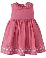 Egg by Susan Lazar Little Girls' Peter Pan Collar Dress (Toddler/Kid) - Pink