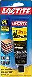 Loctite PL Premium Polyurethane Construction Adhesive 4-Ounce Tube (1451588)