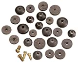 PlumbPak Faucet Washers Bevel Assorted, with Screws, PP805-21