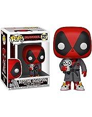 Funko Pop! Marvel: Deadpool Playtime in Robe, Action Figure - 31118