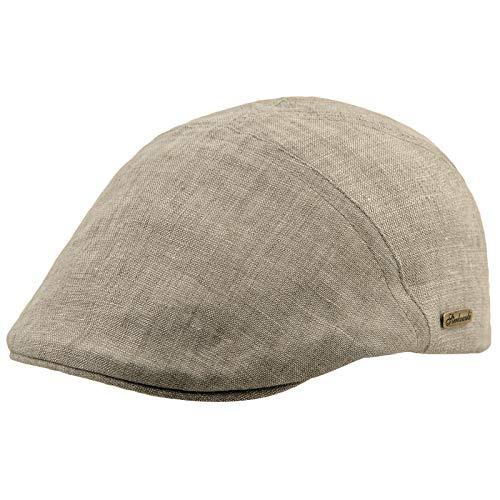 f3eb5601d4fff Sterkowski Light Breathable Linen Summer Vintage Flat Cap