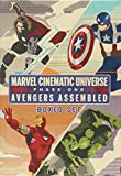 Marvel Cinematic Universe: Phase One Book Boxed Set: Avengers Assembled