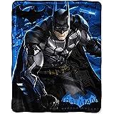 DC Comics Batman Arkham Bedding Throw Blanket - Kids