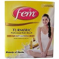 Dabur Fem Turmeric Body Bleach - 1 kg