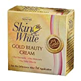 Skincare Skin White Gold Beauty Cream - No Steorids - No Mercury - Facial Clearing Treatment