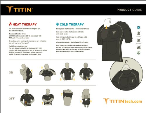 TITIN® Force Full Weighted Shirt System