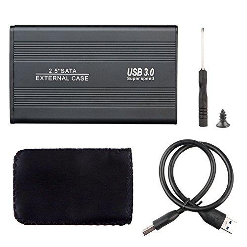 EEEKit SuperSpeed USB 3.0 SATA External Aluminum 2.5