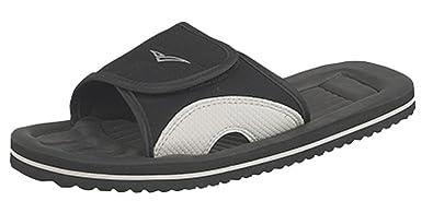 Sandalias para hombre, para la playa, piscina, ducha, tallas 40-45, color Azul, talla 41.5