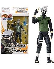Anime Heroes – Naruto Shippuden – anime-hjältefigurer 17 cm – Kakashi Hatake – 36903