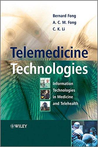 Telemedicine Technologies  Information Technologies In Medicine And Telehealth