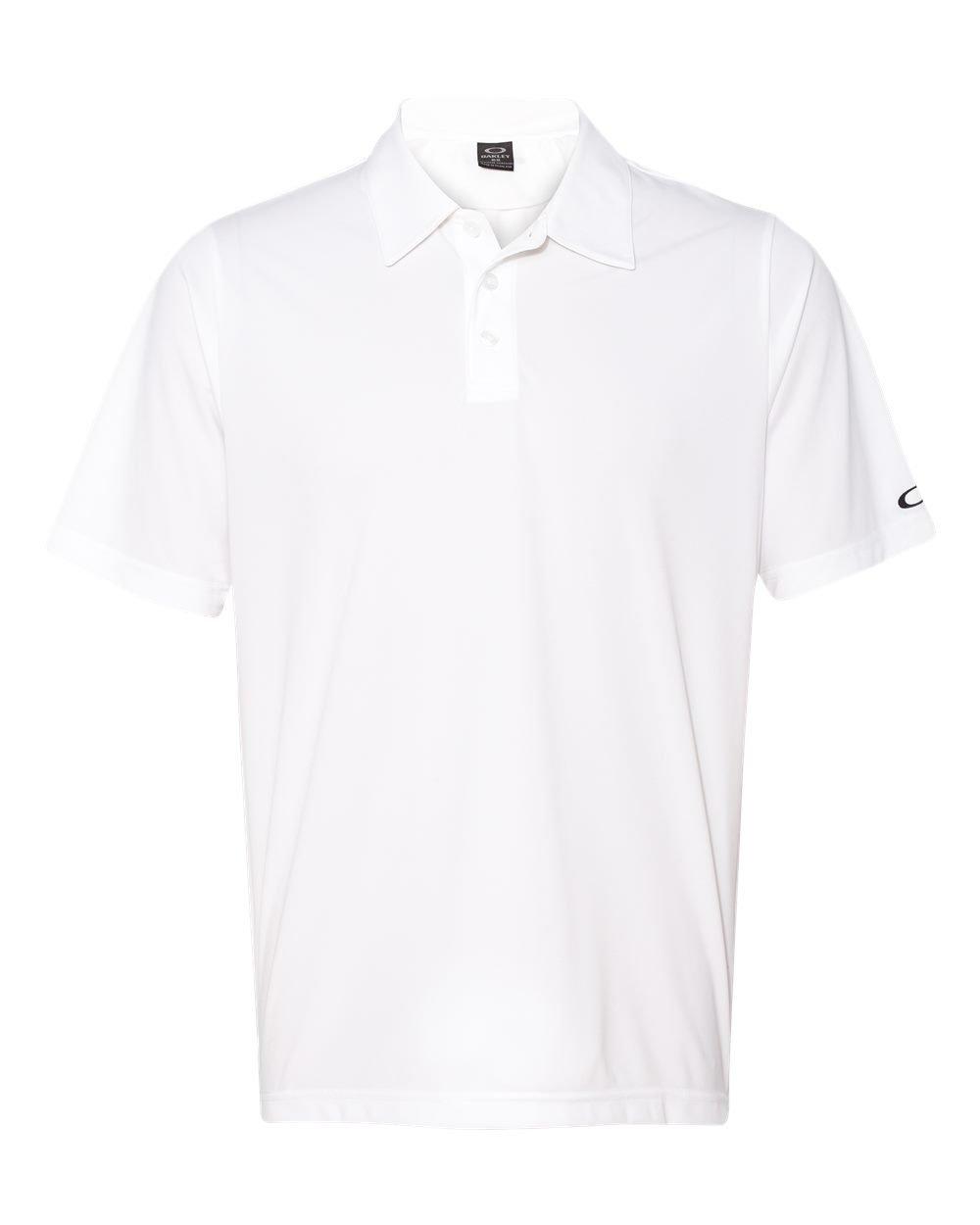 Oakley SHIRT メンズ B00XQ2BOUY L|ホワイト ホワイト L