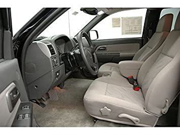 Amazon.com: Chevy Colorado and GMC Canyon 60/40 Split Seat Covers in