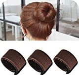 Aisonbo Magic Hair Bun Maker 3 PACK French Twist
