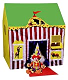Latest Multicolor Circus Play Tent