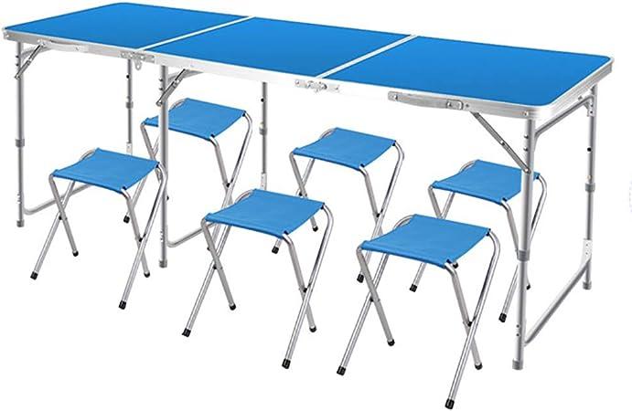 Tavolini Da Campeggio Pieghevoli Con Sedie.Lovehouge Tavolo Da Campeggio Pieghevole Tavolo Da Picnic Da