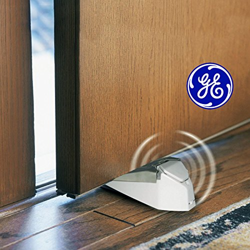 GE Metal Under Door Stopper Blocker Security Alarm System by GE