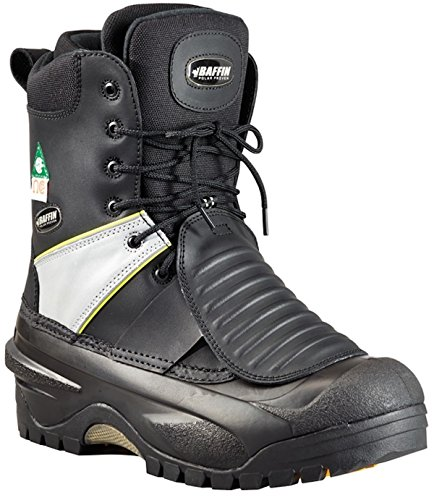 Baffin Blastcap Safety Boot, Nero / Hi-viz Nero / Hiviz