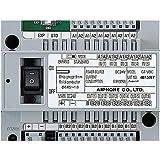 Aiphone Corporation GT-VBC Video Bus Control Unit for GT Series, Multi-Tenant Intercom, ABS Plastic Construction, 4-13/16 x 4-1/4 x 2-3/8