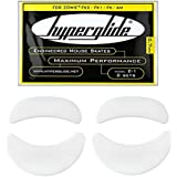 Hyperglide Mouse Skates for Zowie ZA 11, ZA 12, FK 2, FK1, FK, and AM (Z-1)