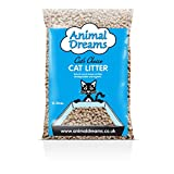 Animal Dreams Cats Choice Woodbase Cat Litter (15 Liters) (Brown)