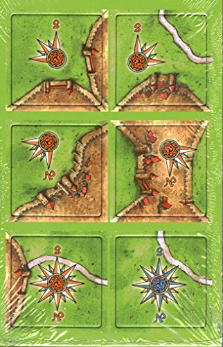 Carcassonne: The Wind Rose - Die Windrosen Mini-Expansion