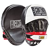 Contender Fight Sports Gel Panther Boxing MMA Muay Thai Karate Training Target Focus Punch Pad Mitts