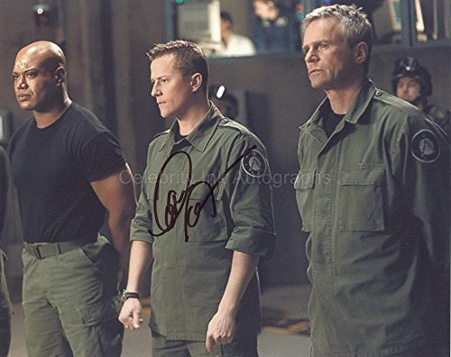 CORIN NEMEC as Jonas Quinn - Stargate SG-1 GENUINE AUTOGRAPH